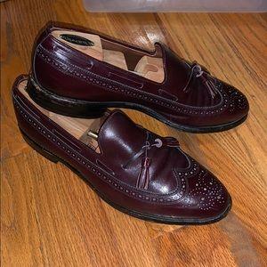Allen Edmonds Manchester Leather Tassel Loafers 11